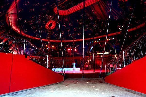 Tiranës Cirku de Albania