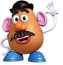 first potato head sold