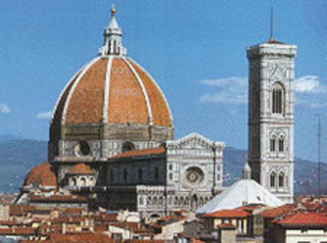 cúpula de la catedral de florència (Brunelleschi)