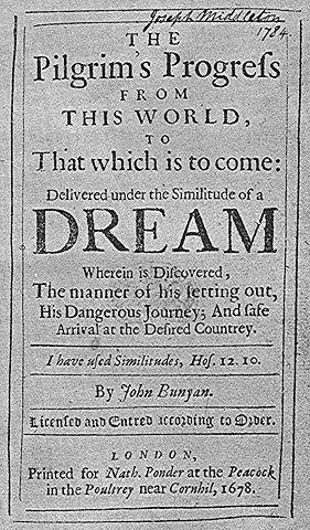 John Bunyan – The Pilgrim's Progress