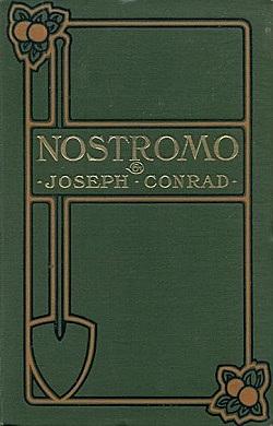 Joseph Conrad - Nostromo: A Tale of the Seaboard