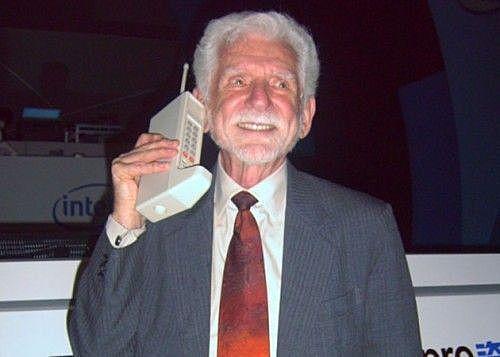 La primera llamada de la historia