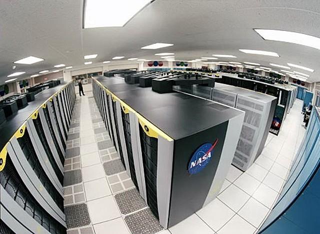 Super computer Columbia