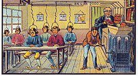 Evolução tecnológica e Educação do século XIX ao XXI. timeline