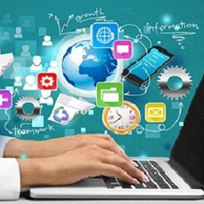 EVOLUCIÓN DE LAS TECNOLOGÍAS DE LA INFORMACIÓN Y LA COMUNICACIÓN. timeline