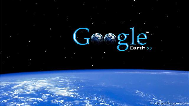 Se creó google earth