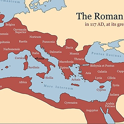 The Fall of the Roman Empire timeline