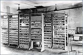 1ra generación de las computadoras