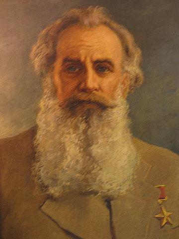 Экспедиция Шмидта О.Ю.