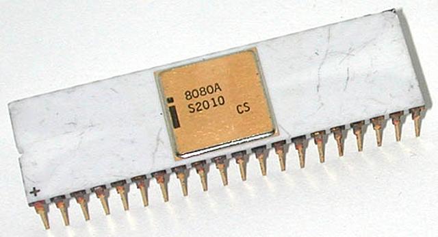 Intel 8080 4ªG.