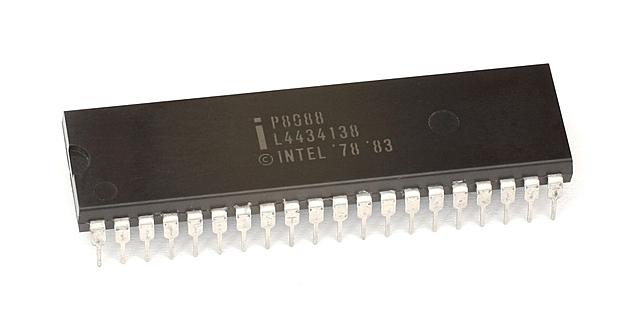 Intel 8088 4ªG.