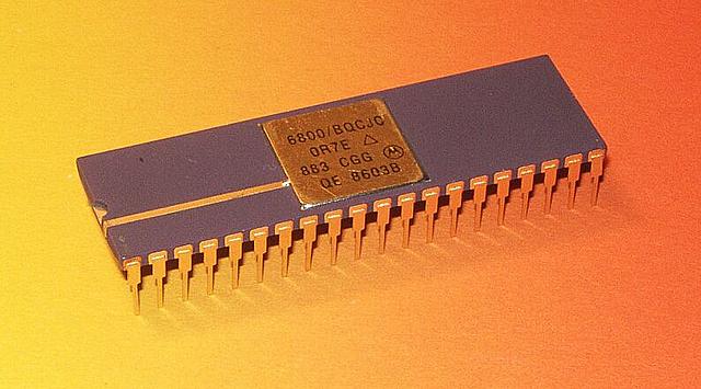 Motorola 6800 4ªG.