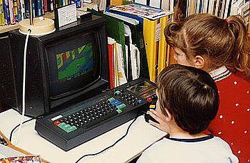 Conección entre computadores