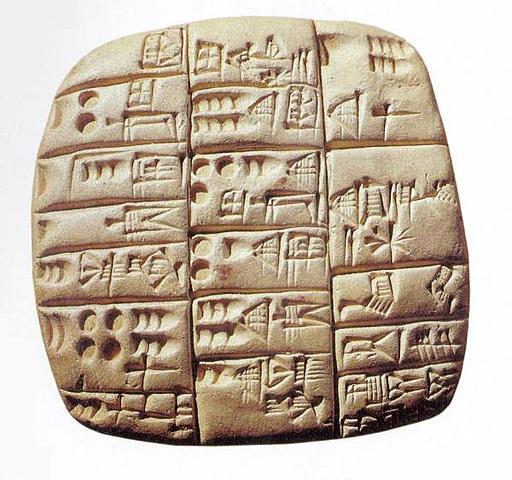 surgimiento de la escritura cuneiforme y jeroglífica