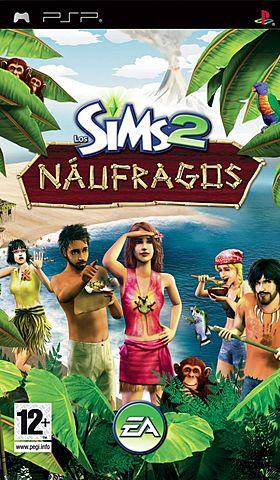 Sims 2 naufragos