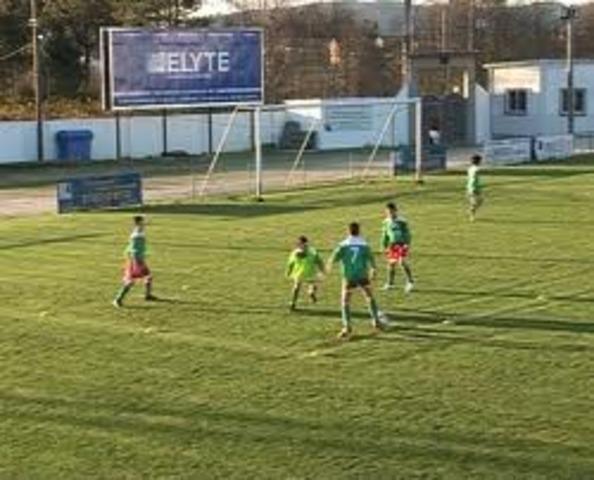 Primer dia de futbol || 第一天的足球 || יום ראשון של כדורגל
