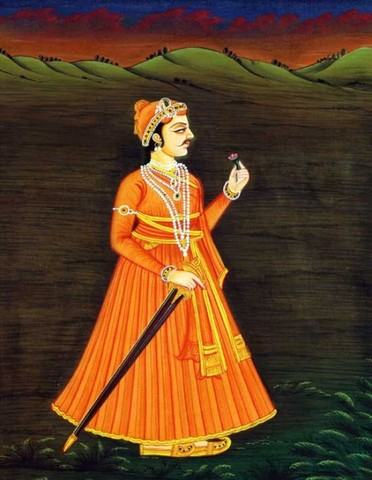 Abkar and the Mughal dynasty