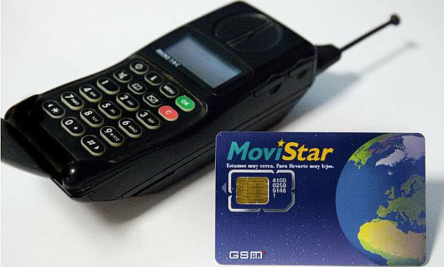 1995 - Se crean Movistar y Airtel