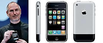2007 - Aparece el IPhone