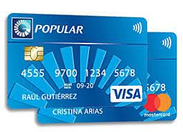 Tarjeta de crédito 1ªG.