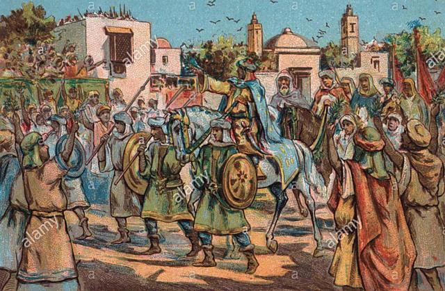 Batalla de Al-Musara