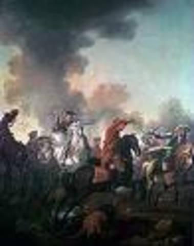 Start of King William's War