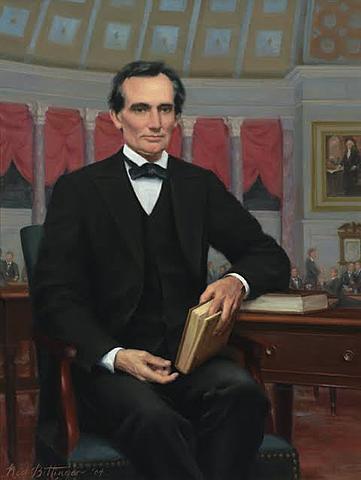 Eleição de Abraham Lincoln - EUA
