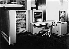 Generaciones de las computadoras (segunda generación)