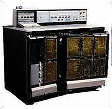 Generaciones de las computadoras (tercera generación)