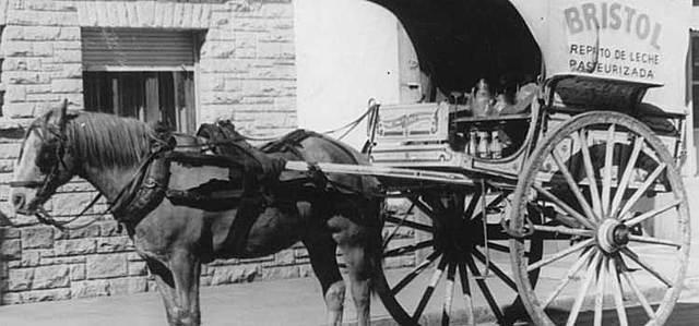 Evolución de las tecnologías (caballos como medio de transporte