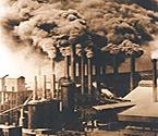 Evolución de las tecnologías (Revolución industrial)