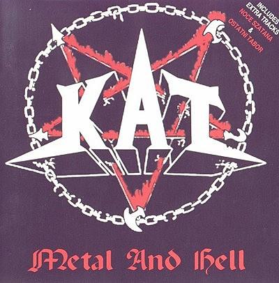 Album 'Metal and Hell' par 'Kat'