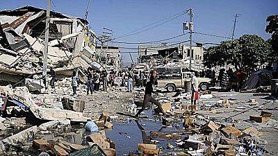 Terretrèmol a Haití.