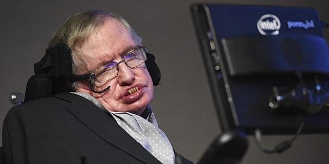 Mort de Stephen Hawking.