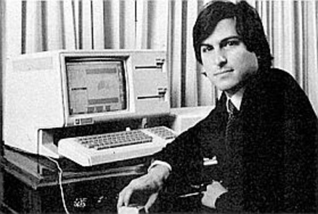 Jobs was among the first to see the commercial potential of the mouse-driven graphical user interface which led to the creation of the Macintosh.
