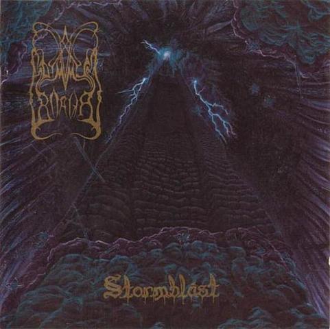 Album 'Stormblåst' par 'Dimmu Borgir'