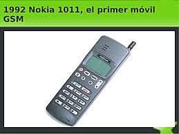 Telefonía móvil GSM 5ºG.