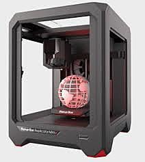 Comercialización de las impresoras 3D 6ºG.