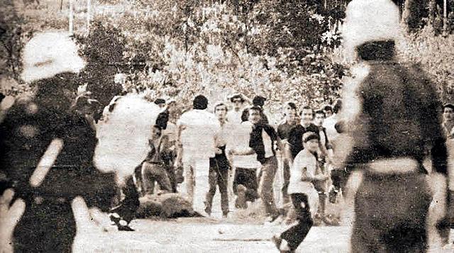 El Movimiento Estudiantil de 1971 - Colombia