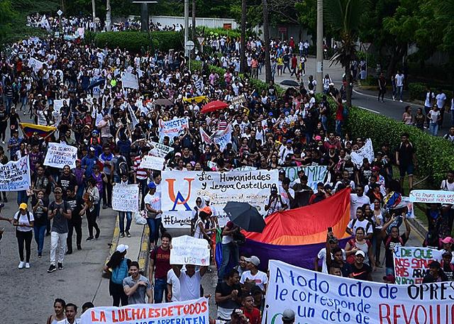 Movimiento Estudiantil Colombiano 2018