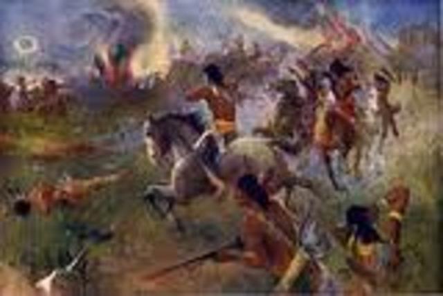 Start of Second Seminole War