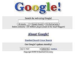 Google inicia sus actividades