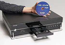 El primer DVD