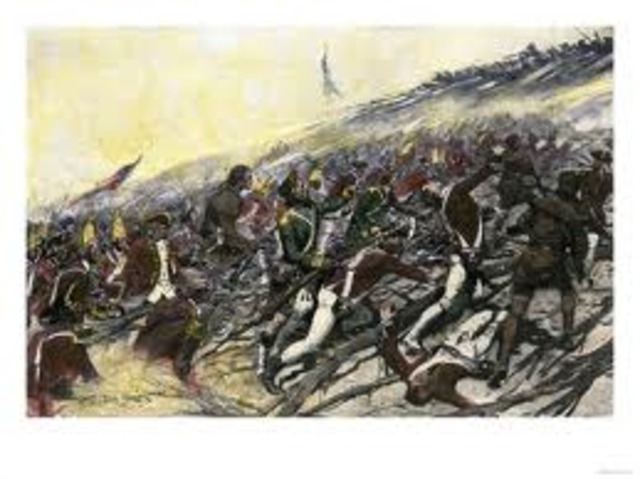 Start of French and Indian War