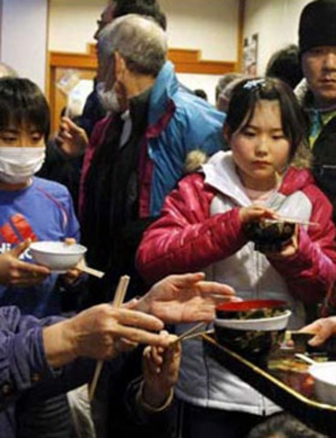 Millions without food, water, power in Japan