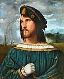 Birth of Cesare Borgia