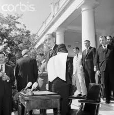 Economic Opportunity Act, 1964