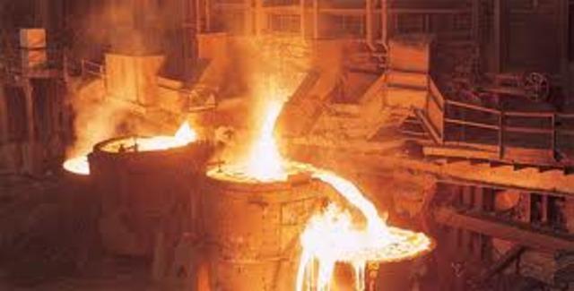 1100 d.C. Llegada de la metalurgia a Mesoamérica