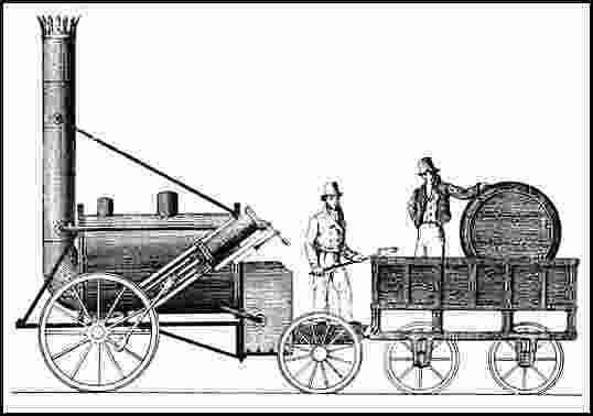 La Utilización De La Locomotora