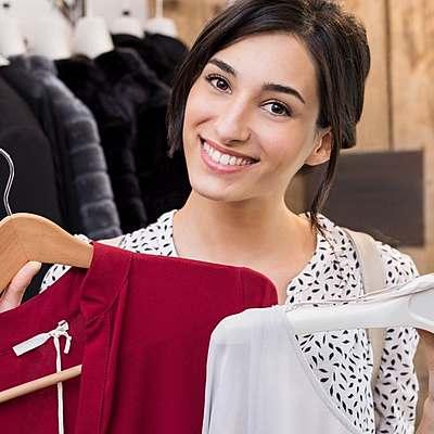 historia del personal shopper, compras y moda timeline